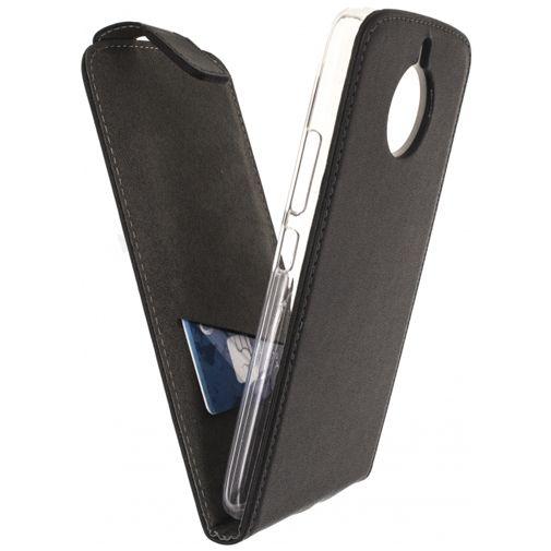 Mobilize Classic Gelly Flip Case Black Motorola Moto G5s