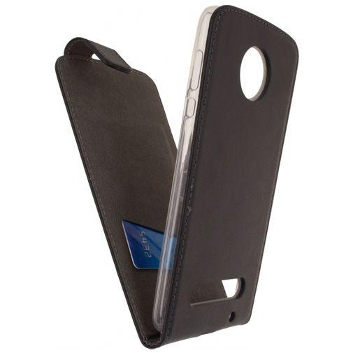 Mobilize Classic Gelly Flip Case Black Motorola Moto Z2 Force