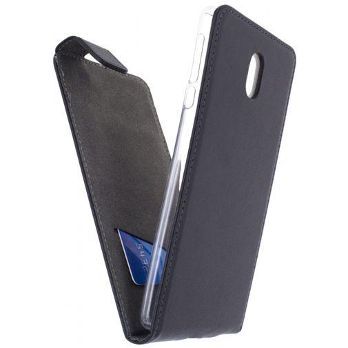 Mobilize Classic Gelly Flip Case Black Nokia 3