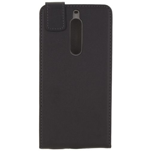 Mobilize Classic Gelly Flip Case Black Nokia 5