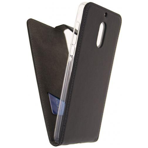 Mobilize Classic Gelly Flip Case Black Nokia 6