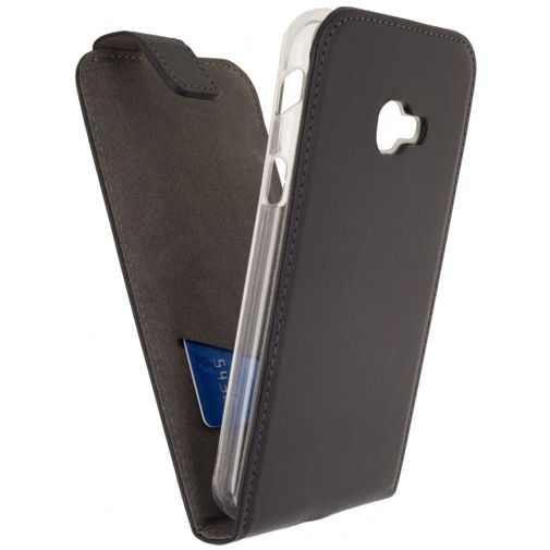 Mobilize Classic Gelly Flip Case Black Samsung Galaxy Xcover 4