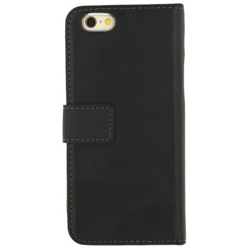 Mobilize Classic Gelly Wallet Book Case Black Apple iPhone 6/6S