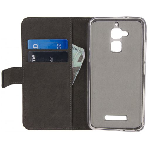 "Mobilize Classic Gelly Wallet Book Case Black Asus Zenfone 3 Max (5.2"")"