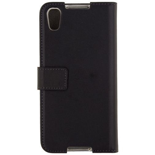 Mobilize Classic Gelly Wallet Book Case Black BlackBerry DTEK60