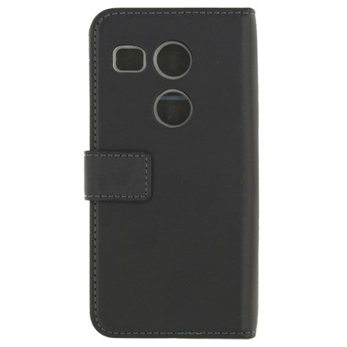 Mobilize Classic Gelly Wallet Book Case Black LG Google Nexus 5X