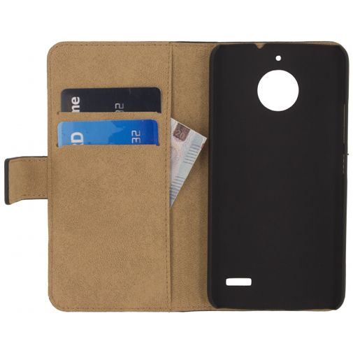 Mobilize Classic Wallet Book Case Black Motorola Moto E4