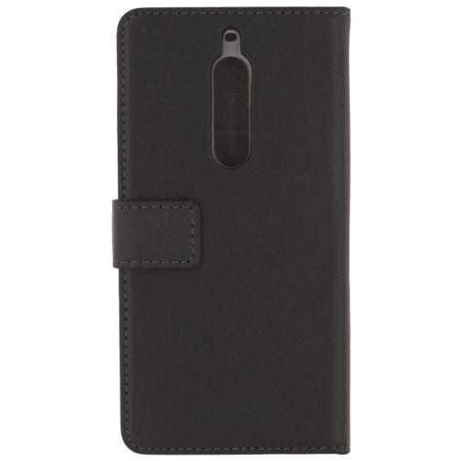Mobilize Classic Gelly Wallet Book Case Black Nokia 5