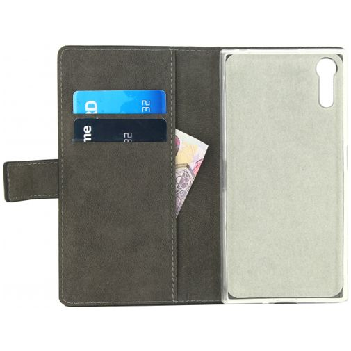Mobilize Classic Gelly Wallet Book Case Black Sony Xperia XZ