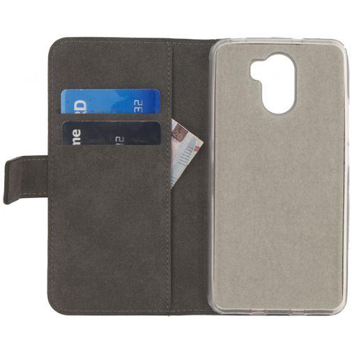 Mobilize Classic Gelly Wallet Book Case Black Wileyfox Swift 2X