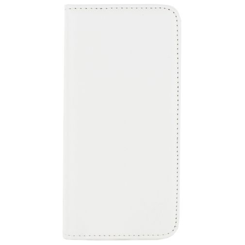 Mobilize Classic Gelly Wallet Book Case White Samsung Galaxy J1 2016