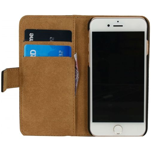 Mobilize Classic Wallet Book Case Black Apple iPhone 7
