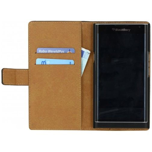 Mobilize Classic Wallet Book Case Black BlackBerry Priv