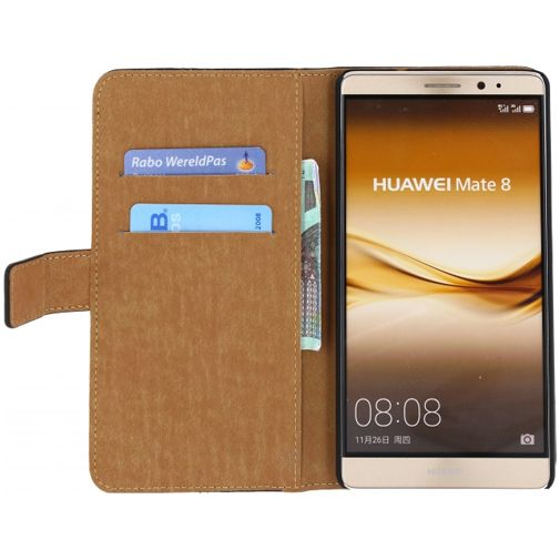 Mobilize Classic Wallet Book Case Black Huawei Mate 8
