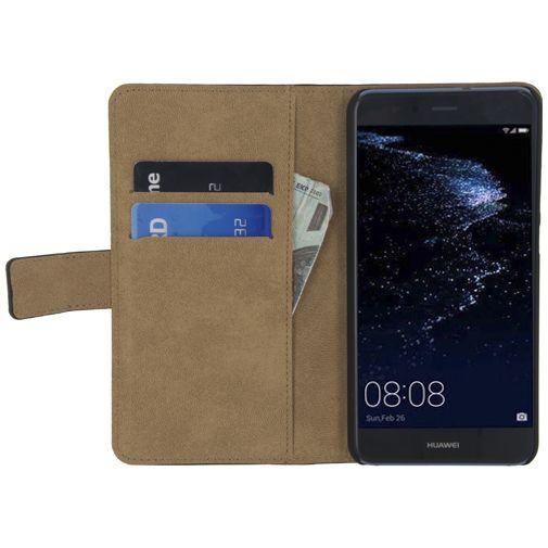 Mobilize Classic Wallet Book Case Black Huawei P10 Lite