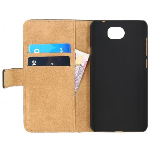 Mobilize Classic Wallet Book Case Black Huawei Y5 II
