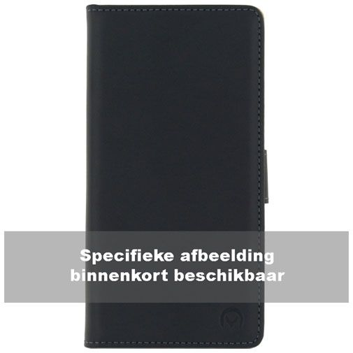 Mobilize Classic Wallet Book Case Black Huawei Y6 II Compact