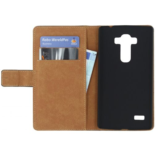 Mobilize Classic Wallet Book Case Black LG G4 S