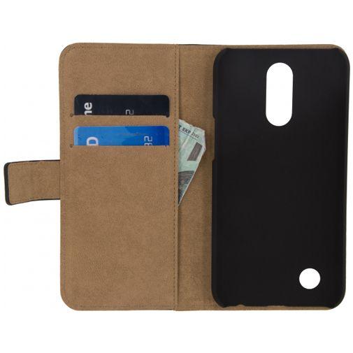 Mobilize Classic Wallet Book Case Black LG K10 (2017)