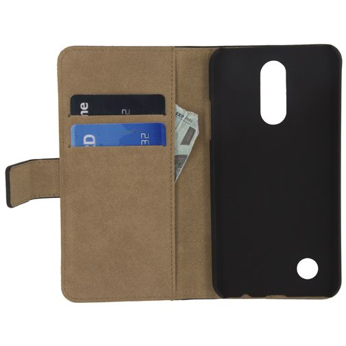 Mobilize Classic Wallet Book Case Black LG K4 (2017)