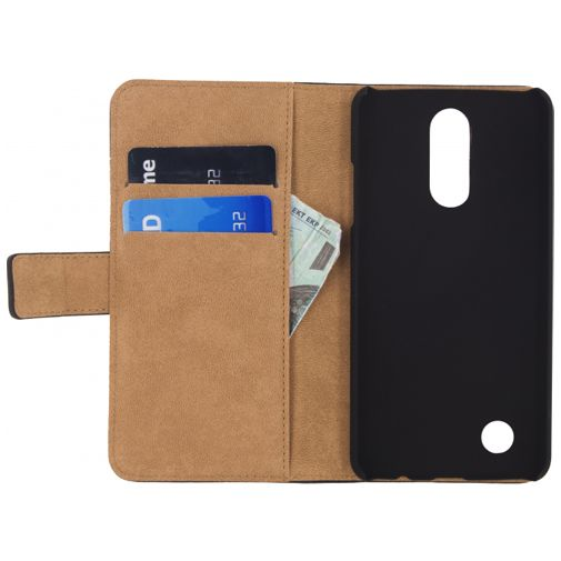 Mobilize Classic Wallet Book Case Black LG K8 (2017)