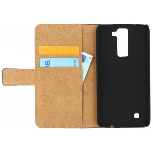 Mobilize Classic Wallet Book Case Black LG K8