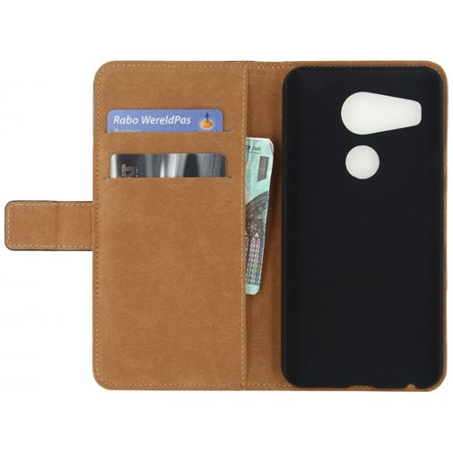 Mobilize Classic Wallet Book Case Black LG Nexus 5X