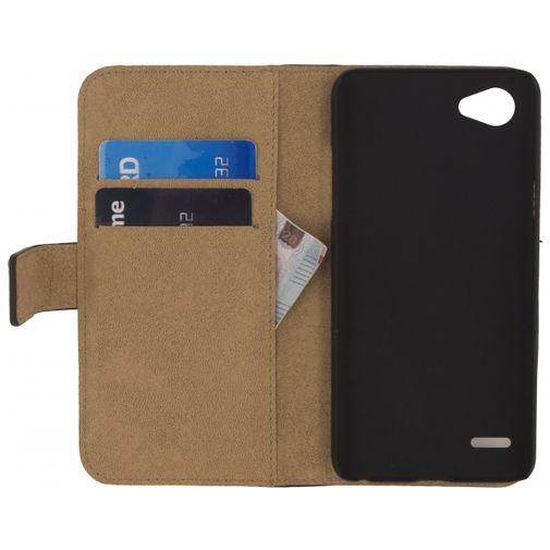 Mobilize Classic Wallet Book Case Black LG Q6
