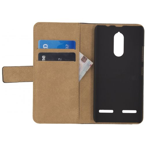 Mobilize Classic Wallet Book Case Black Lenovo K6