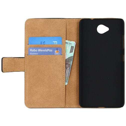 Mobilize Classic Wallet Book Case Black Microsoft Lumia 650