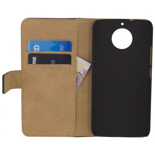 Mobilize Classic Wallet Book Case Black Motorola Moto G5s
