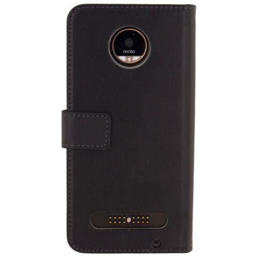 Mobilize Classic Wallet Book Case Black Motorola Moto Z2 Force