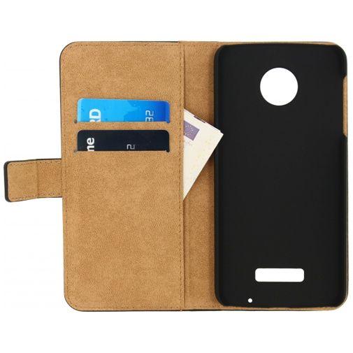 Productafbeelding van de Mobilize Classic Wallet Book Case Black Motorola Moto Z