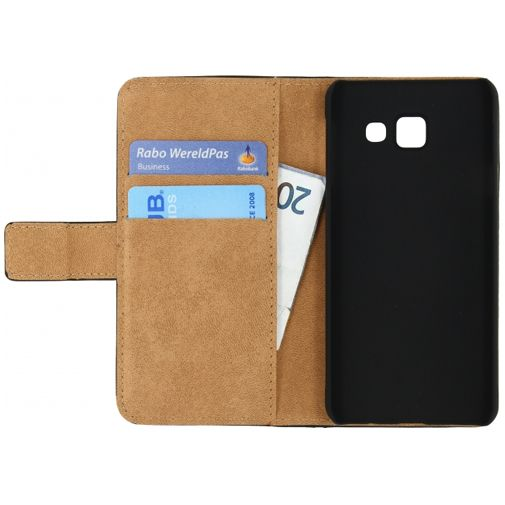 Productafbeelding van de Mobilize Classic Wallet Book Case Black Samsung Galaxy A3 (2016)