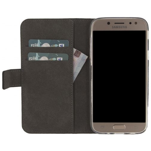 Mobilize Classic Gelly Wallet Book Case Black Samsung Galaxy J7 (2017)