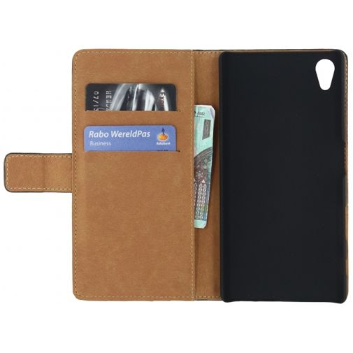 Mobilize Classic Wallet Book Case Black Sony Xperia Z5