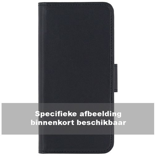 Productafbeelding van de Mobilize Gelly Wallet Book Case Black Wiko Sunny