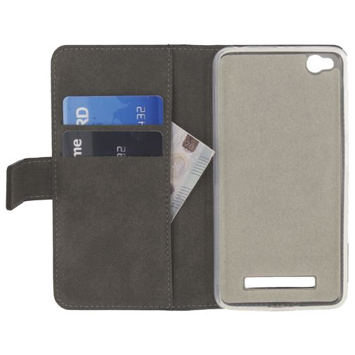 Mobilize Classic Wallet Book Case Black Xiaomi Redmi 4A