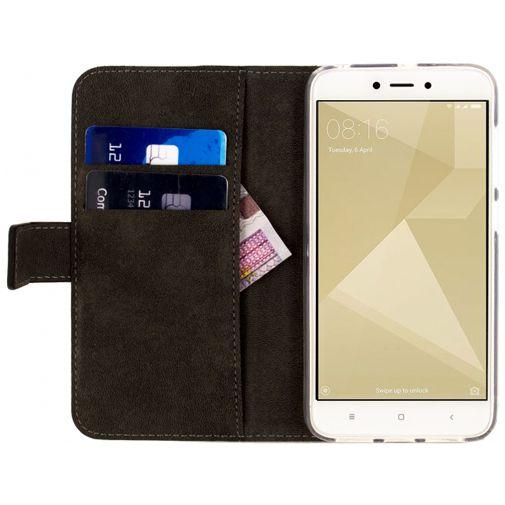 Mobilize Classic Wallet Book Case Black Xiaomi Redmi 4X