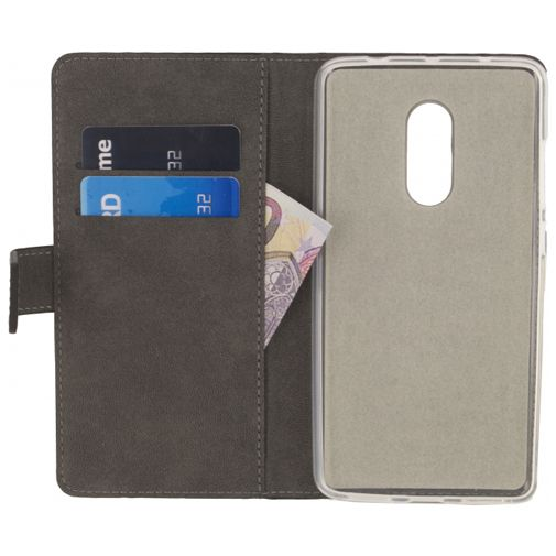 Mobilize Classic Wallet Book Case Black Xiaomi Redmi Note 4