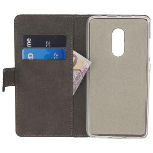 Mobilize Classic Wallet Book Case Black Xiaomi Redmi Note 4
