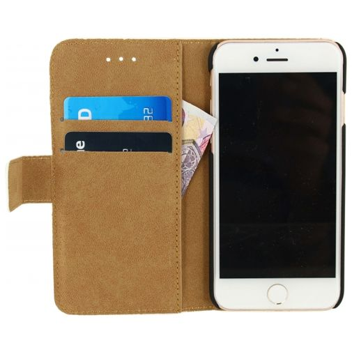 Mobilize Classic Wallet Book Case White Apple iPhone 7