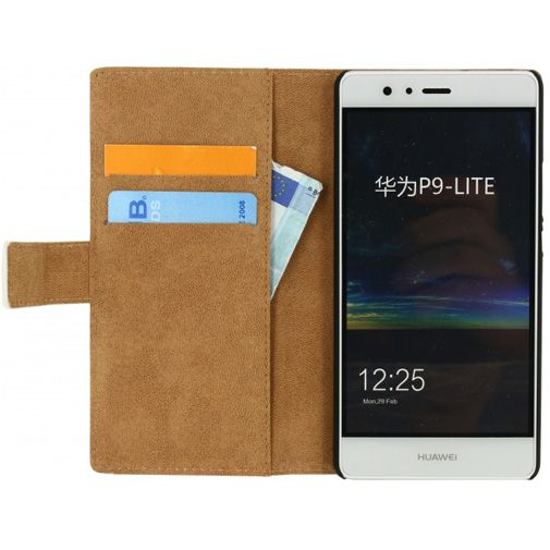 Mobilize Classic Wallet Book Case White Huawei P9 Lite