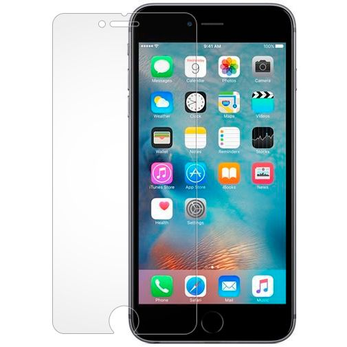 Mobilize Clear Screenprotector Apple iPhone 6/6S 2-Pack