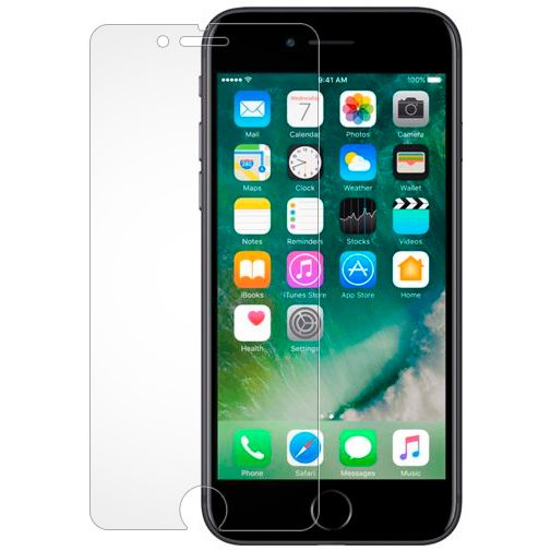 Mobilize Clear Screenprotector Apple iPhone 7/8 2-Pack