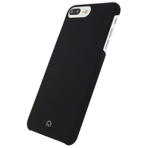 Mobilize Cover Premium Coating Black Apple iPhone 7 Plus/8 Plus