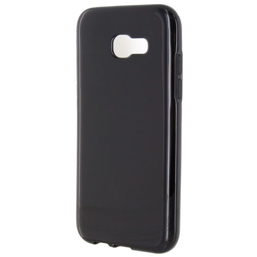 Mobilize Gelly Case Black Samsung Galaxy A3 (2017)