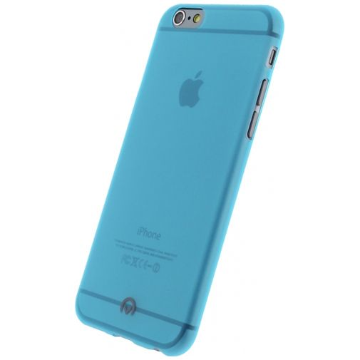 Mobilize Gelly Case Ultra Thin Neon Blue Apple iPhone 6/6S