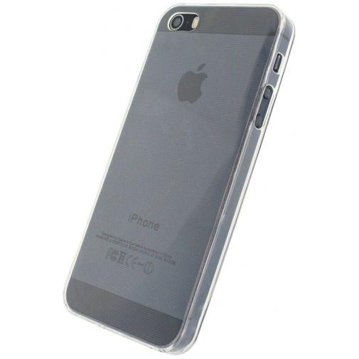 Productafbeelding van de Mobilize Gelly Case Clear Apple iPhone 5/5S/SE