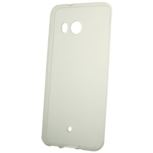 Productafbeelding van de Mobilize Gelly Case Clear HTC U11